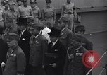 Image of peace treaty Tokyo Bay Japan, 1945, second 27 stock footage video 65675032942
