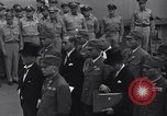 Image of peace treaty Tokyo Bay Japan, 1945, second 45 stock footage video 65675032942