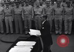 Image of peace treaty Tokyo Bay Japan, 1945, second 59 stock footage video 65675032942