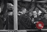 Image of Franklin D Roosevelt Chestertown Maryland USA, 1933, second 27 stock footage video 65675032943