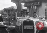 Image of new traffic law Bronxville New York USA, 1933, second 19 stock footage video 65675032947