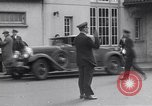 Image of new traffic law Bronxville New York USA, 1933, second 26 stock footage video 65675032947