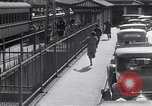 Image of new traffic law Bronxville New York USA, 1933, second 42 stock footage video 65675032947