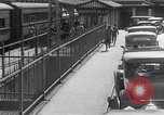 Image of new traffic law Bronxville New York USA, 1933, second 44 stock footage video 65675032947