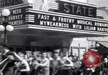 Image of States Theater Richmond Virginia USA, 1933, second 13 stock footage video 65675032949