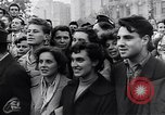 Image of Hungarian Revolution Budapest Hungary, 1956, second 33 stock footage video 65675033224