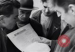 Image of Hungarian Revolution Budapest Hungary, 1956, second 25 stock footage video 65675033226