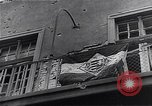 Image of Hungarian Revolution barricades Hungary, 1956, second 20 stock footage video 65675033229