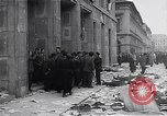 Image of Hungarian Revolution barricades Hungary, 1956, second 29 stock footage video 65675033229