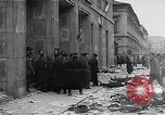 Image of Hungarian Revolution barricades Hungary, 1956, second 30 stock footage video 65675033229
