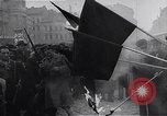 Image of Hungarian Revolution barricades Hungary, 1956, second 32 stock footage video 65675033229