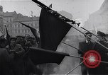 Image of Hungarian Revolution barricades Hungary, 1956, second 35 stock footage video 65675033229