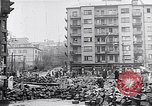 Image of Hungarian Revolution barricades Hungary, 1956, second 41 stock footage video 65675033229