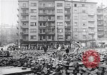 Image of Hungarian Revolution barricades Hungary, 1956, second 44 stock footage video 65675033229