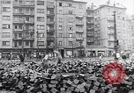 Image of Hungarian Revolution barricades Hungary, 1956, second 45 stock footage video 65675033229