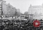 Image of Hungarian Revolution barricades Hungary, 1956, second 48 stock footage video 65675033229