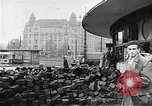 Image of Hungarian Revolution barricades Hungary, 1956, second 51 stock footage video 65675033229