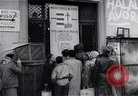 Image of Hungarian Revolution barricades Hungary, 1956, second 55 stock footage video 65675033229