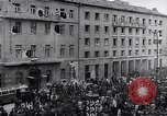 Image of Hungarian Revolution barricades Hungary, 1956, second 62 stock footage video 65675033229