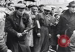 Image of Soviet soldiers during Hungarian Revolution Hungary, 1956, second 20 stock footage video 65675033231