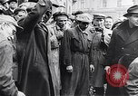 Image of Soviet soldiers during Hungarian Revolution Hungary, 1956, second 21 stock footage video 65675033231