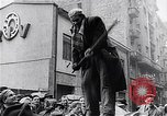Image of Soviet soldiers during Hungarian Revolution Hungary, 1956, second 27 stock footage video 65675033231