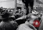 Image of Soviet soldiers during Hungarian Revolution Hungary, 1956, second 31 stock footage video 65675033231