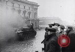 Image of Soviet soldiers during Hungarian Revolution Hungary, 1956, second 38 stock footage video 65675033231