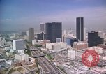 Image of skyscrapers Los Angeles California USA, 1976, second 3 stock footage video 65675033250