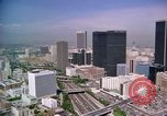 Image of skyscrapers Los Angeles California USA, 1976, second 10 stock footage video 65675033250