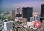 Image of skyscrapers Los Angeles California USA, 1976, second 13 stock footage video 65675033250