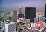 Image of skyscrapers Los Angeles California USA, 1976, second 14 stock footage video 65675033250