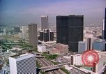 Image of skyscrapers Los Angeles California USA, 1976, second 15 stock footage video 65675033250