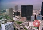 Image of skyscrapers Los Angeles California USA, 1976, second 16 stock footage video 65675033250