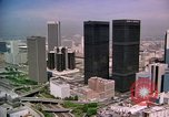Image of skyscrapers Los Angeles California USA, 1976, second 20 stock footage video 65675033250