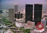 Image of skyscrapers Los Angeles California USA, 1976, second 21 stock footage video 65675033250