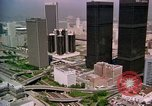 Image of skyscrapers Los Angeles California USA, 1976, second 22 stock footage video 65675033250