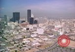 Image of skyscrapers Los Angeles California USA, 1976, second 11 stock footage video 65675033251