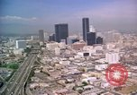 Image of skyscrapers Los Angeles California USA, 1976, second 12 stock footage video 65675033251