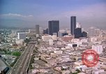 Image of skyscrapers Los Angeles California USA, 1976, second 13 stock footage video 65675033251