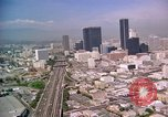 Image of skyscrapers Los Angeles California USA, 1976, second 14 stock footage video 65675033251