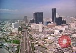Image of skyscrapers Los Angeles California USA, 1976, second 16 stock footage video 65675033251