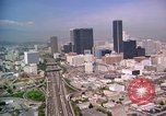 Image of skyscrapers Los Angeles California USA, 1976, second 17 stock footage video 65675033251