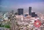 Image of skyscrapers Los Angeles California USA, 1976, second 18 stock footage video 65675033251