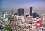 Image of skyscrapers Los Angeles California USA, 1976, second 19 stock footage video 65675033251