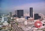 Image of skyscrapers Los Angeles California USA, 1976, second 22 stock footage video 65675033251