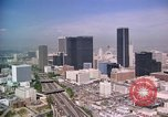 Image of skyscrapers Los Angeles California USA, 1976, second 23 stock footage video 65675033251