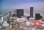 Image of skyscrapers Los Angeles California USA, 1976, second 24 stock footage video 65675033251