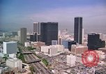 Image of skyscrapers Los Angeles California USA, 1976, second 25 stock footage video 65675033251