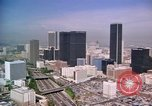 Image of skyscrapers Los Angeles California USA, 1976, second 26 stock footage video 65675033251